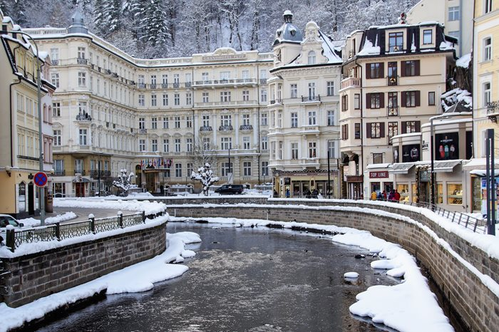 6 must-visit places in Karlovy Vary