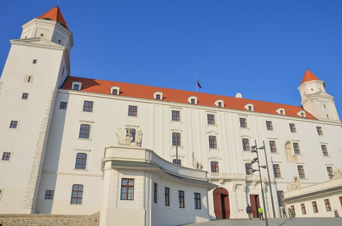 The colorful Bratislava is a must-see city
