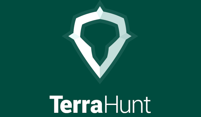 TerraHunt Web Is On-line!