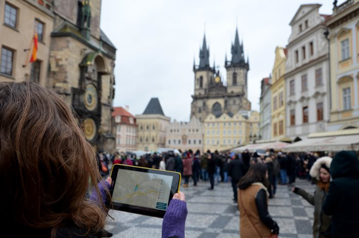 Get inspired by the Old Town of Prague