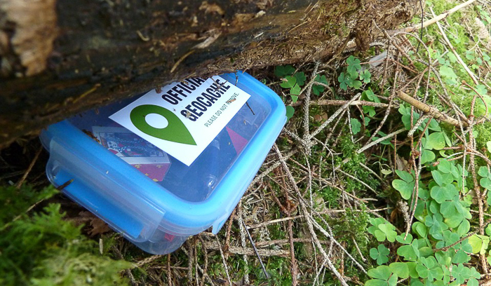 Geocaching: Another Kind of Treasure Hunt Activity