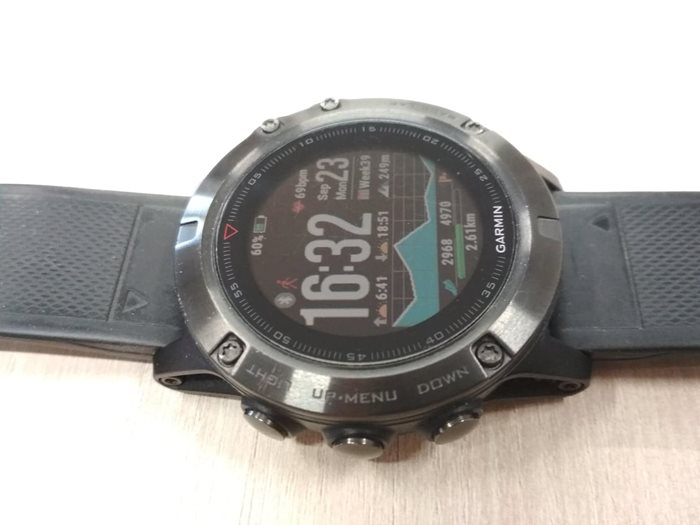 New Garmin Phoenix 6 smart GPS watches. Will they beat the competition?